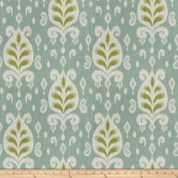Charlotte Moss Bimini Linen Watercolor Fabric