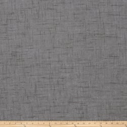 Fabricut Bolt Faux Silk Grey Fabric