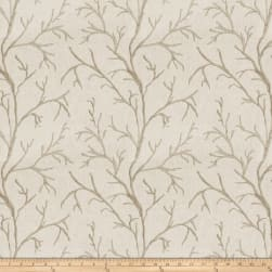 Fabricut Catla Branch Linen Dust Fabric