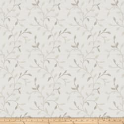 Mount Vernon Chesapeake Embroidered Linen Fabric