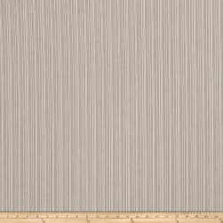 Fabricut Clarice 118'' Sheer Stripe Moonstone Fabric