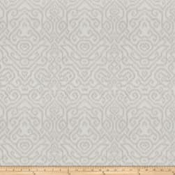 Fabricut Emmer Damask Jacquard Natural Fabric