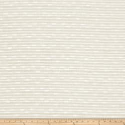Fabricut Golden Key Textured Sheer Alabaster Fabric