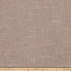 Fabricut Haney Linen Blend Gray Fabric