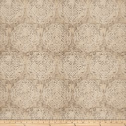 Fabricut Locke Damask Jacquard Quarry Fabric