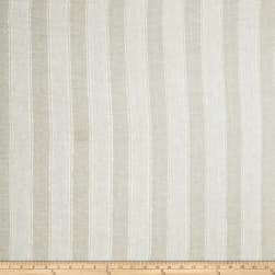 Fabricut Marvel Stripe Linen Natural Fabric
