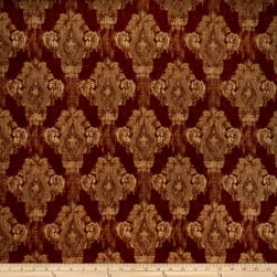 Fabricut Massachusetts Chenille Lacquer Fabric