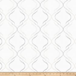Fabricut Perseus Sheer Grey Fabric