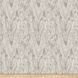 Fabricut Pickard Slub Nickel Fabric