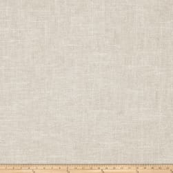 Fabricut Ramones Metallic Linen Off White Fabric