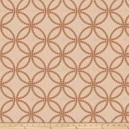 Fabricut Reconciliation Embroidered Twill Spice Fabric