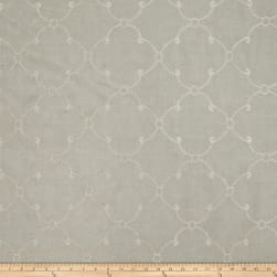 Fabricut Rivera Lattice Aloe Fabric