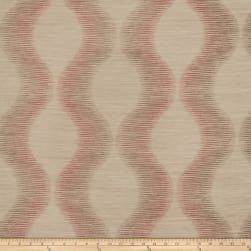 Fabricut Simple Plan Jacquard Berry Fabric