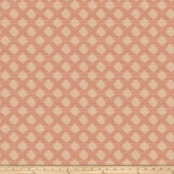 Charlotte Moss Treviso Jacquard Coral Fabric