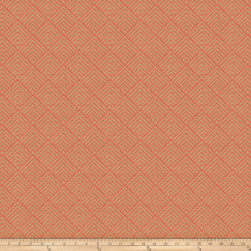 Charlotte Moss Vicenza Chenille Coral Fabric