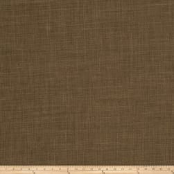 Trend 01249 Faux Linen Tobacco Fabric