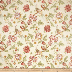 Jaclyn Smith 01832 Linen Oliveberry Fabric