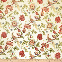 Jaclyn Smith 01832 Linen Punch Fabric