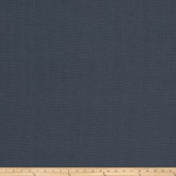 Jaclyn Smith 01838 Linen Indigo Fabric