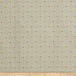 Jaclyn Smith 01844 Crinkled Jacquard Spa Fabric