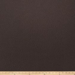 Trend 02041 Faux Leather Metallic Truffle Fabric