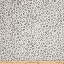 Jaclyn Smith 02100 Linen Blend Denim Fabric