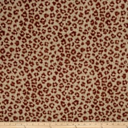 Jaclyn Smith 02100 Linen Blend Golden Berry Fabric