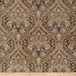 Jaclyn Smith 02102 Jacquard Licorice Fabric