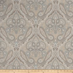 Jaclyn Smith 02102 Jacquard Robins Egg Fabric