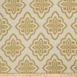 Jaclyn Smith 02601 Chenille Jacquard Cashew Fabric