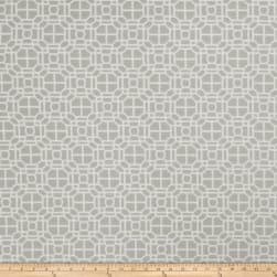 Jaclyn Smith 02602 Jacquard Dove Gray Fabric