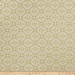 Jaclyn Smith 02602 Jacquard Lemon Zest Fabric