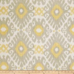 Jaclyn Smith 02606 Linen Blend Dove Gray Fabric