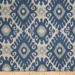 Jaclyn Smith 02606 Linen Blend Indigo Fabric