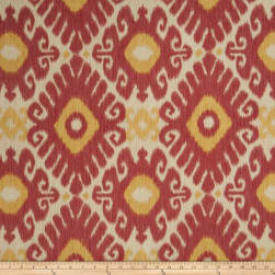 Jaclyn Smith 02606 Linen Blend Punch Fabric