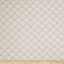 Jaclyn Smith 02607 Embroidered Linen Denim Fabric