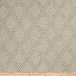Jaclyn Smith 02615 Embroidered Linen Chambray Fabric