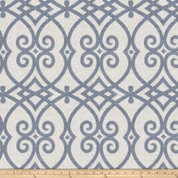 Jaclyn Smith 02616 Linen Indigo Fabric