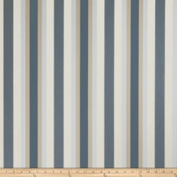 Jaclyn Smith 02621 Sateen Stripes Denim Fabric