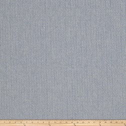 Jaclyn Smith 02622 Herringbone Linen Indigo Fabric