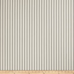 Jaclyn Smith 02625 Ticking Stripe Indigo Fabric