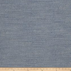 Jaclyn Smith 02628 Basketweave Indigo Fabric