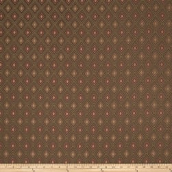 Trend 02758 Jacquard Coffee Fabric