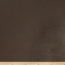 Trend 02805 Faux Leather Hide Black Coffee Fabric