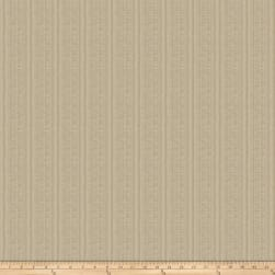 Trend 02906 Textured Jacquard Stripe Linen Fabric