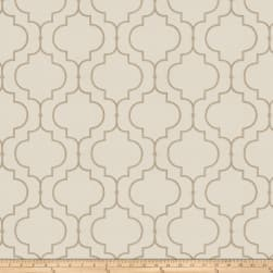 Trend 02935 Embroidered Canvas Wheat Fabric
