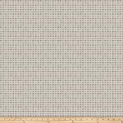Trend 03156 Textured Jacquard Dots Silver Fabric