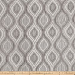 Trend 03158 Crinkle Jacquard Charcoal Fabric
