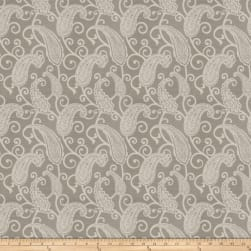 Trend 03182 Jacquard Soft Grey Fabric