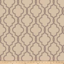 Trend 03197 Satin Jacquard Silver Fabric